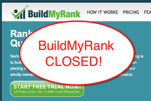 buildmyrank closed its doors forver