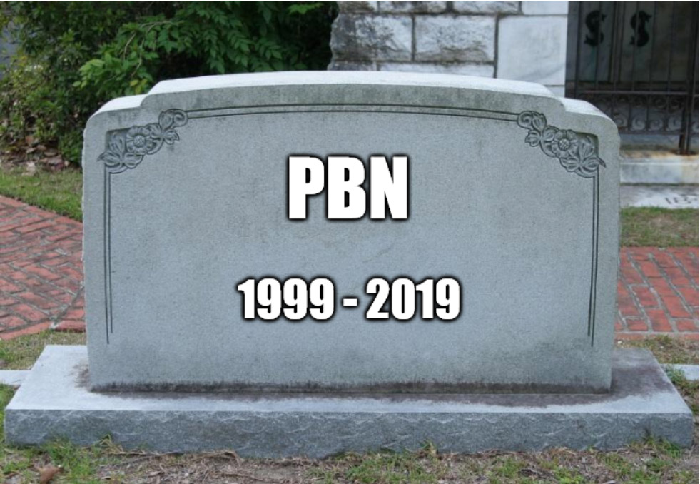 death of pbns