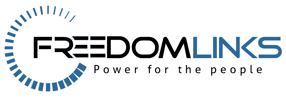Freedom Links Logo