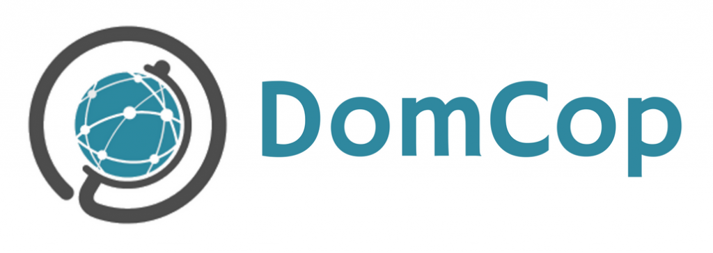 DomCop logo