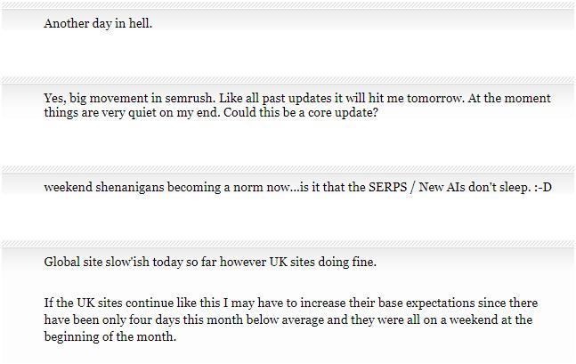 WebmasterWorld Forums part 1